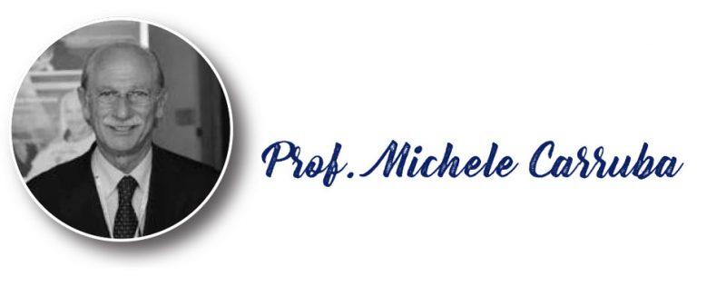 master medicina estetica presentati dal prof. Michele Carruba